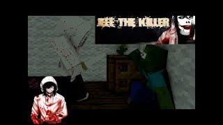 Monster School: JEFF THE KILLER HORROR GAME CHALLENGE - Minecraft Animation