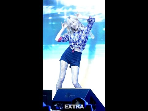 150831 Tencent K-Pop Live 소녀시대_태연 PARTY 직캠 By.EXTRA