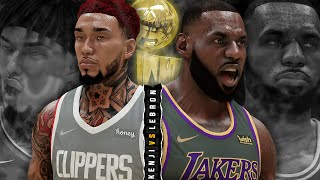 NBA 2K21 PS5 MyNBA - NBA Playoffs Part 7 - ELIMINATION! RAGE QUIT!
