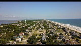 4K Drone: Outer Banks, North Carolina