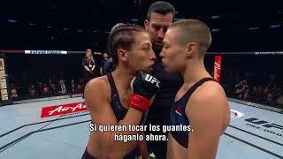 Conteo Regresivo a UFC 223: Rose Namajunas vs Joanna Jedrzejczyk