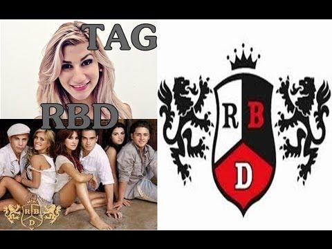 Baixar TAG - RBD MÉXICO / Pamella Rocha