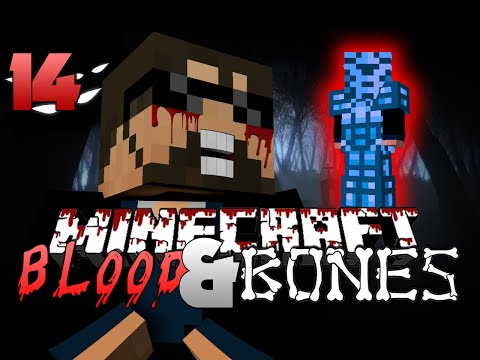 Minecraft FTB Blood and Bones 14 - MITHRIL ARMOR OP(Minecraft Mod Survival FTB) - SSundee  - osUIp4daN8M -