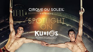 SPOTLIGHT ON KURIOS - CABINET OF CURIOSITIES | Cirque du Soleil