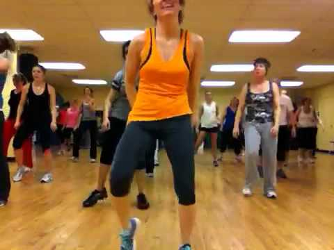 CrystalizedZumba ~ Something for the DJs by Pitbull - Zumba!
