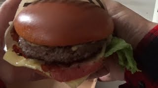Signature Classic Beef Burger - Mcdonalds - Test