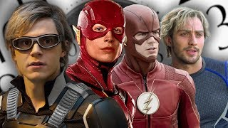 Do Speedsters Age Fast?
