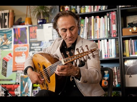 Rahim AlHaj NPR Music Tiny Desk Concert