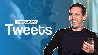 Gary Neville | #ThrowbackTweets