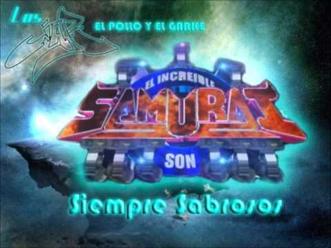 Sonido Samurai-- El Sabor De Mi Tierra. 2013