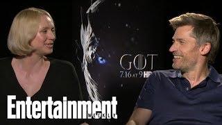 'Game Of Thrones' Cast Reveal Their Favorite Fan Theories: Varys Is A Merman? | Entertainment Weekly