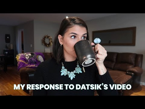 Is Datsik Back for Good? My Response to His 'Apology' Video