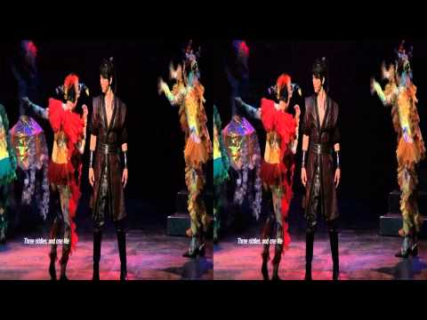 [Korea3DShowcase2013] 3D Turandot the Musical 3D by TCN CATV