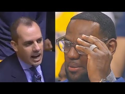 Lakers Just Hired This Guy To Coach LeBron James (Frank Vogel)
