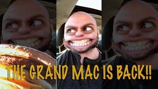 THE GRAND MAC IS BACK !!!