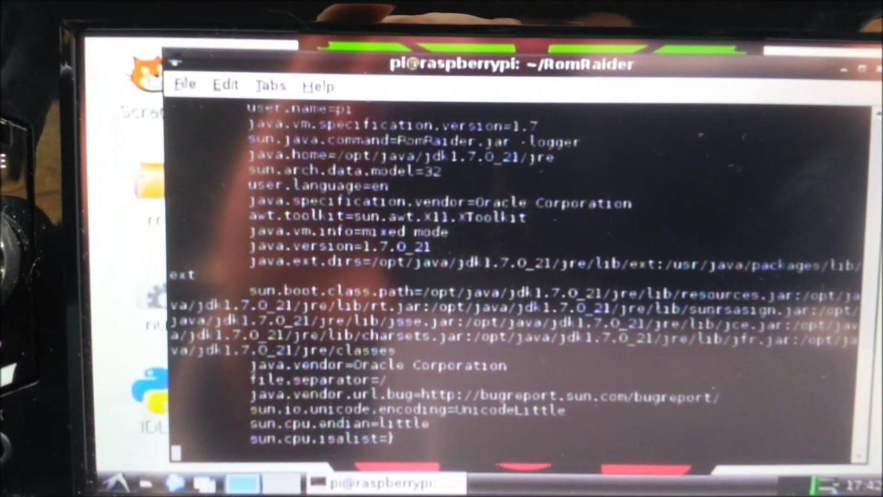raspberry pi in car computer logger youtube. Black Bedroom Furniture Sets. Home Design Ideas