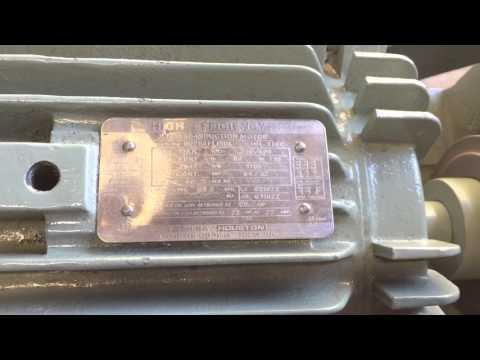 17K-HM04 - 1 Unit - FALK Inching Drive, Model 2140Y3-LS, 209.9:1 ratio, 1800 RPM