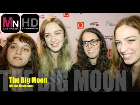 The Big Moon I Red Carpet I Music-News.com