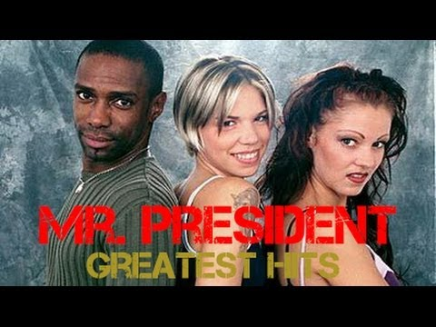 Mr. President - Greatest Hits