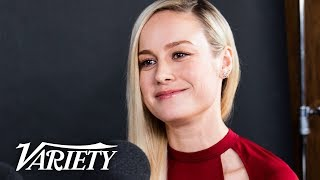 Brie Larson On 'Captain Marvel' Success & Female Empowerment