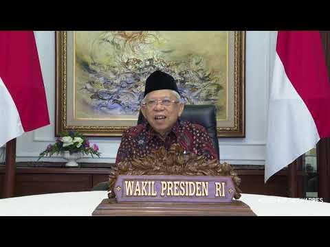 Keynote Speech oleh Wakil Presiden RI di Kampanye Netralitas ASN