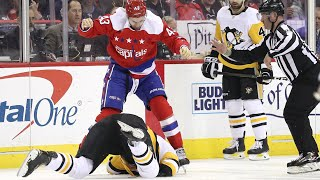 Tom Wilson Injuring Opponents