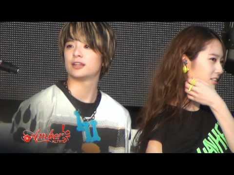 20120609 fx 自我介紹 focus f(x)Amber