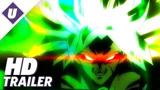 Dragon Ball Super: Broly - Official Comic-Con Trailer (Japanese)   SDCC 2018