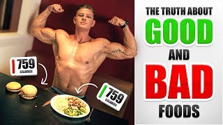 Eating Junk Food And Getting In Shape ? This Is HOW !