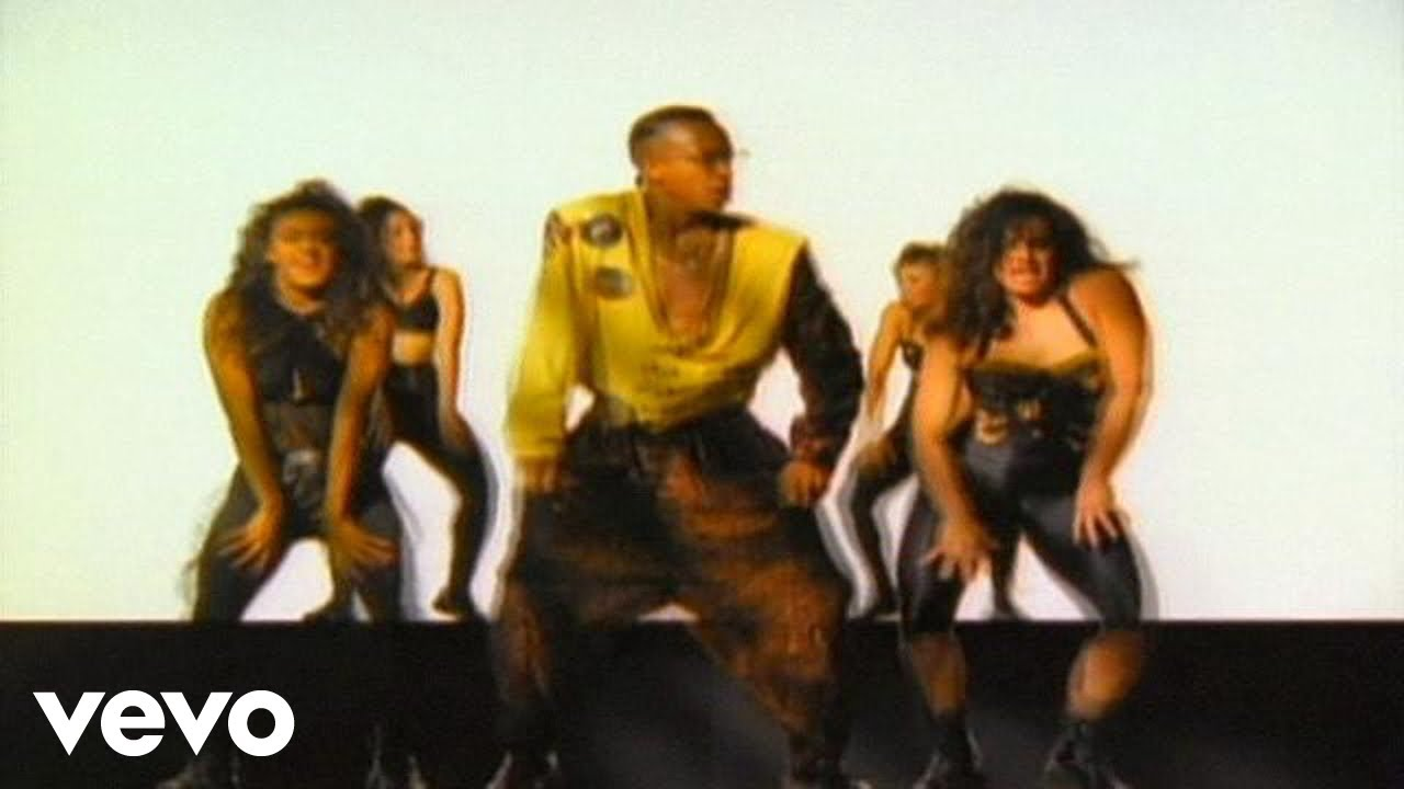 MC Hammer – U Can't Touch This