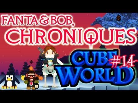 fanta et bob, les chroniques de cube world - ep.14