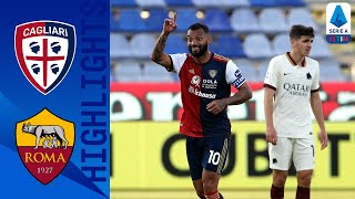 Cagliari 3-2 Roma | Huge win in the relegation battle for hosts! | Serie A TIM
