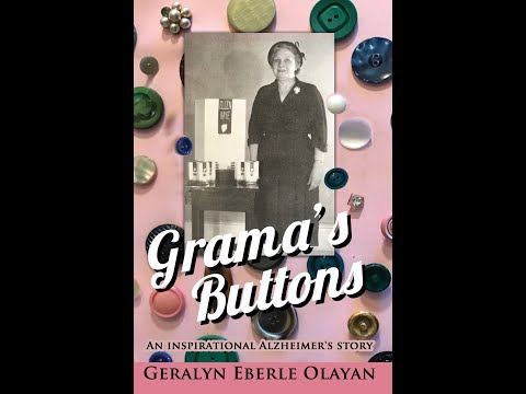 New Bestseller: Grama's Buttons by Geralyn Eberle Olayan
