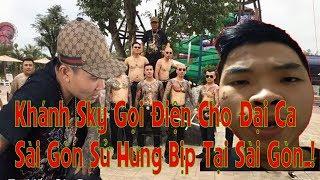 Giang Hồ Chửi Nhau - Khánh Sky Nhờ Hiệp Đen Xử Hưng Bịp Tại Sài Gòn