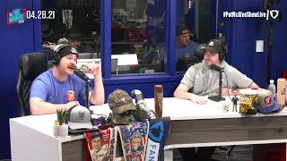 The Pat McAfee Show | Wednesday April 28th, 2021