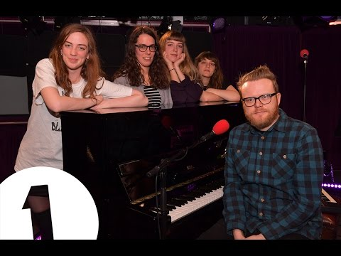 The Big Moon - Formidable - Radio 1's Piano Sessions