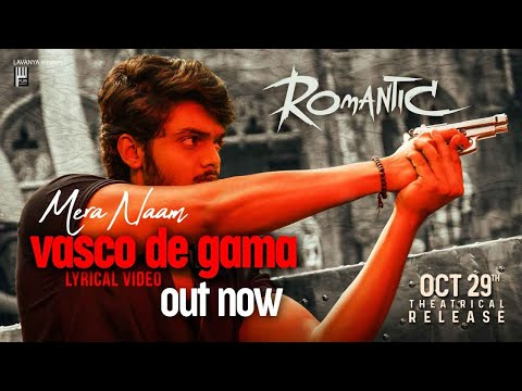 Mera Naam Vasco De Gama song- Romantic movie- Akash Puri, Ketika Sharma