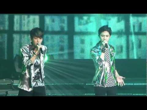 120331 EXO BAEK HYUN & D.O. - What Is Love