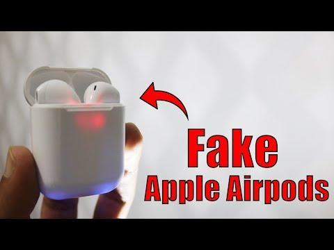 Fake Airpods i11 TWS Unboxing & Reivew
