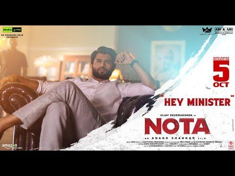Hey-Minister-Promo----Nota--Telugu-