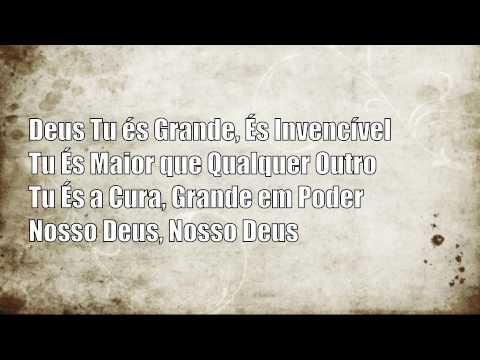 Baixar Marcus Salles - Nosso Deus (Músicas Legendadas para Célula)