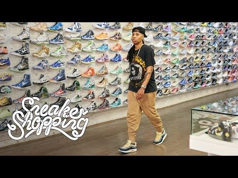 Lena Waithe Goes Sneaker Shopping With Complex