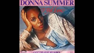 Donna Summer ~ I Feel Love 1977 Disco Purrfection Version