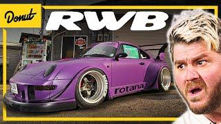 RWB - Japan's NOTORIOUS Porsche Tuner   Up To Speed