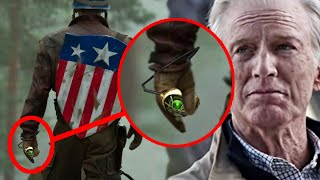 The Real Meaning Behind Chris Evans Not Returning In The Time Machine In Avengers: Endgame