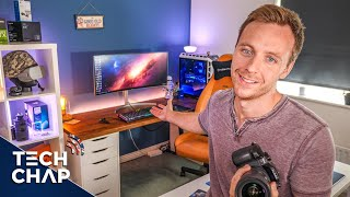 My Studio Setup - Behind The Scenes 2019! 😮 | The Tech Chap