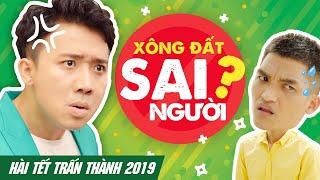 Hài Tết Trấn Thành 2019 | Tập 3: Vận hên khó tin ft. Mạc Văn Khoa
