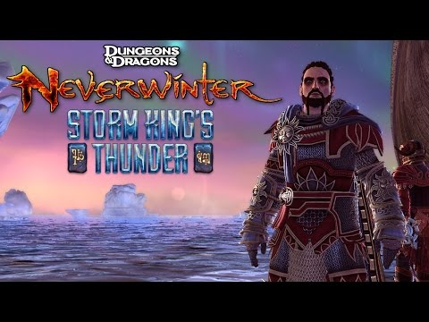 LIVEstream - NEVERWINTER - Storm King's Thunder