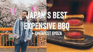 Tokyo's BEST Expensive Wagyu BBQ + Cheapest Gyoza! Day 13 in Japan @whatcouldbebutter - Brunch Boys