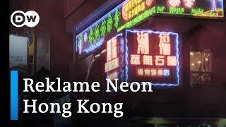 Reklame Neon Khas Hong Kong Nyaris Punah